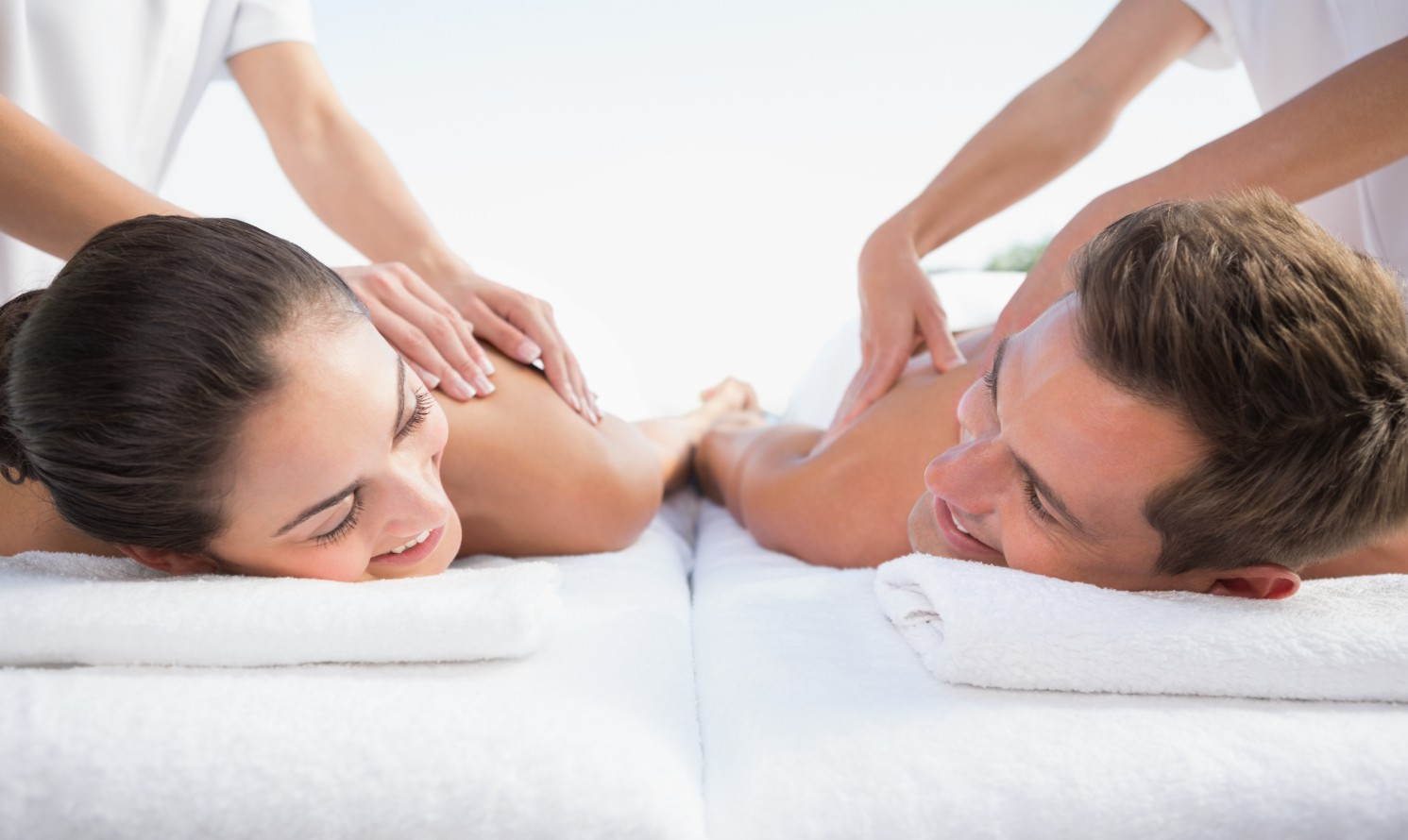 Couples pampering ideas